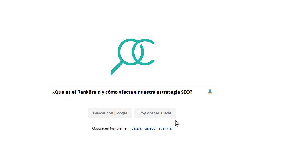 ¿Qué es RankBrain y cómo afecta a las búsquedas y al posicionamiento web?